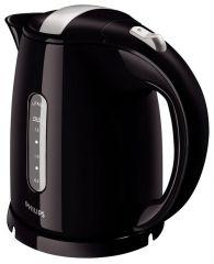 Philips waterkoker zwart