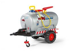 Rolly Toys Rollytanker Silber Mit Pumpe