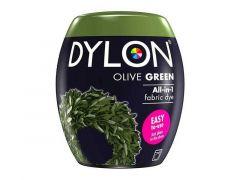 Dylon Color Fast Nr 34 Olijfgroen + Zout 350G