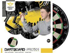 Dartboard Longfield Wedstrijd