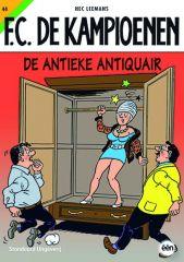 Kampioenen 044 Antieke Antiquair
