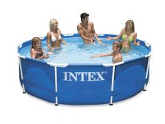 Intex 56999 Frame P 305X75 + Pomp