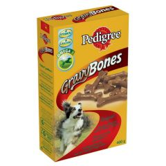 Pedigree snacks gravy bones 400gr