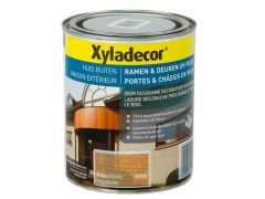Xyladecor Ramen&Deuren Uv-Plus Kleurloos 0.75L