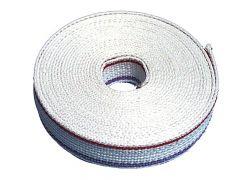 Rolluiklint Nylon+Katoen Op Rol 22Mm Per Meter (50M)