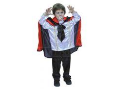 Kostuum Vampier Set 3 Delig M 140