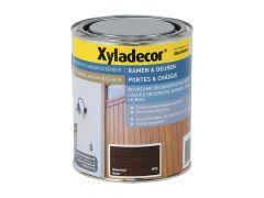 Xyladecor Ramen&Deuren Notenhout 0.75L