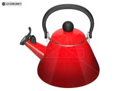 Le Creuset Waterketel Kone Kersenrood
