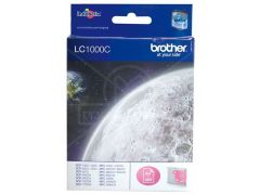 Brother Inkcartridge Lc1000M Magenta