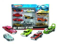 Hotwheels 10 Car Giftpack