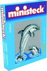Ministeck Dolphins Approx. 1100 Pcs