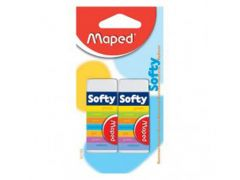 Maped Gommen Softy 2St