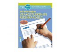 Tijd Voor Huiswerk Oefenbl. Vraagstukken (10-11J)