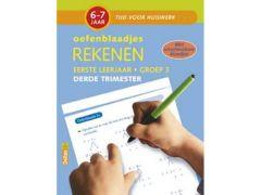 Tijd Voor Huiswerk Oefenbl. Rekenen (6-7J) Derde Tr
