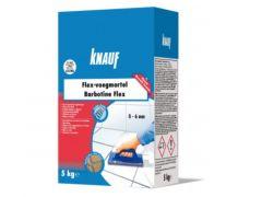 Knauf Flex Voegmortel Antraciet 5Kg
