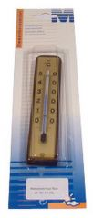 Houten Thermometer 15 Cm Mt 101111