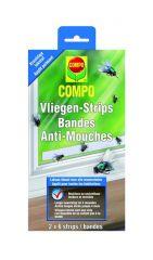 Compo Vliegenstrip (2X6St)