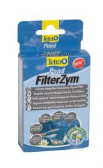 Tetra pond filter zym 10 capsule