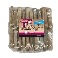 Multipack 20 hondenbenen 8cm