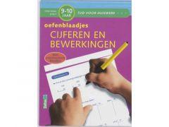 Tijd Voor Huiswerk Oefenbl Cijferen En Bewerkingen