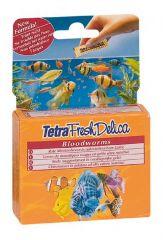 Tetra fresh delica rode muggenlarve