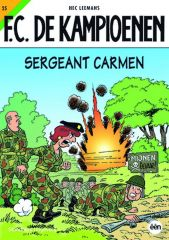 Kampioenen 25 Sergeant Carmen