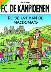 Kampioenen 47 De Schat Van De Macboma'S