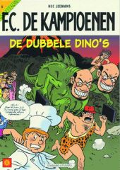 Kampioenen 006 De Dubbele Dino'S