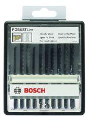Bosch robust line 10-delige decouopeerzaagbladensets (enkelnokkenschacht)