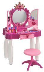 Speelgoed Make-up en Kaptafel met Accessoires