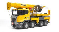 Bruder 03570 Scania R Liebherr kraanwagen
