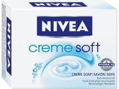 Nivea Zeep Creme Soft 3X100 Gr