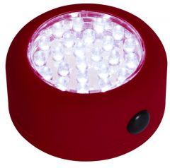 Magnetische ledlamp met ophanghaak 24 leds