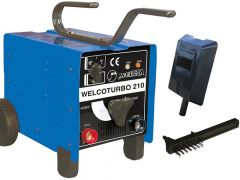 Welco Turbo 210 Laspost +Toebehoren