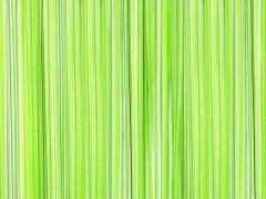 Deurgordijn Calypso Ares 100X220 Cm Fluo Lime Duo