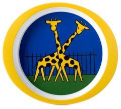 Zoo Plat Bord