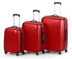 Lima reiskoffer 60cm  rood