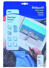 Pelikan Photo Paper Premium 290Gr 20Bl A4