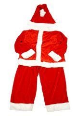 Kerstmanpak Kinderen Luxe