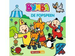 Bumba Kartonboekje De Fopspeen
