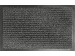 Dura Mat 50X80Cm Met Boord Grijs + Ruiter