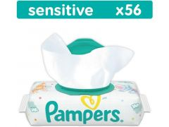 Pampers Doekjes Sensitive 56St