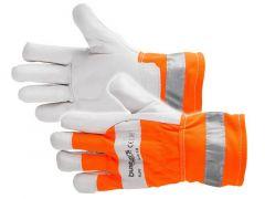 Busters Handschoen Fluo Oranje