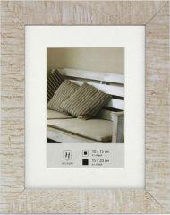 Fotolijst 30X30 Driftwood Wit