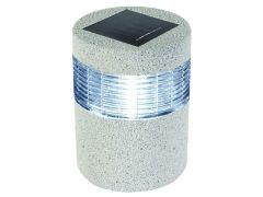 Verlichting op zonne-energie imitatiesteen 11.5X15.5Cm