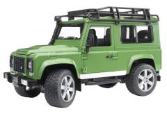 BRUDER 02590 LAND ROVER STATION WAGON