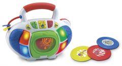 CD Speler met disks