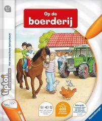 Tiptoi Op De Boerderij
