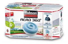 Rubson Vo Aero 360 Navulling 4 450Gr Lavendel