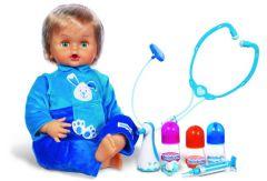 Cicciobello bobo. Interactieve babypop die aandacht nodig heeft.